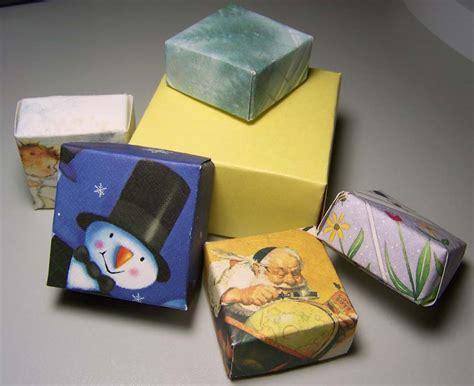 origami card box lesson sixteen