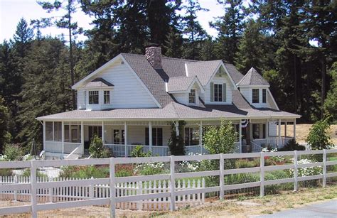 house plans with large porches single story house plans with large front porch