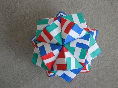 marvelous modular origami pin by dasha bushmakin on marketing
