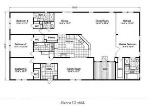 palm harbor mobile home floor plans 10 great manufactured home floor plans