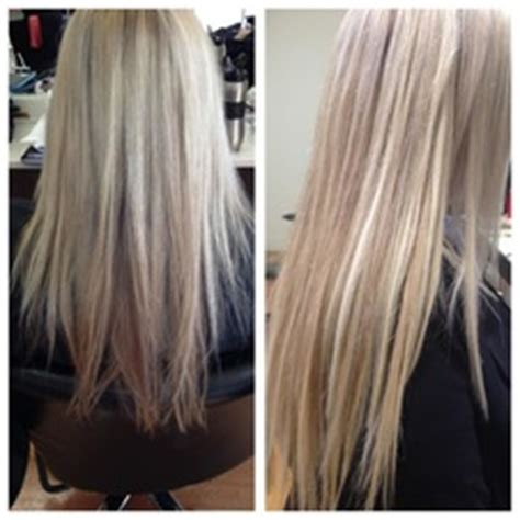 micro bead hair extensions on hair before and after micro bead hair extensions illuminati hair