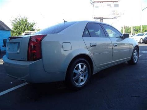 2007 Cadillac Cts 3 6 by Purchase Used 2007 Cadillac Cts 3 6 L In 12664 W Colonial