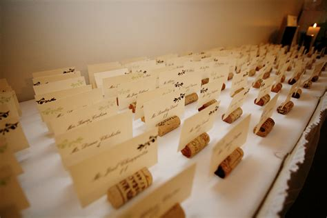 how to make a place card holder the savvy diy wine cork place card holders