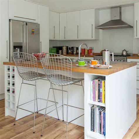 white kitchen island breakfast bar white kitchen with breakfast bar decorating ideal home