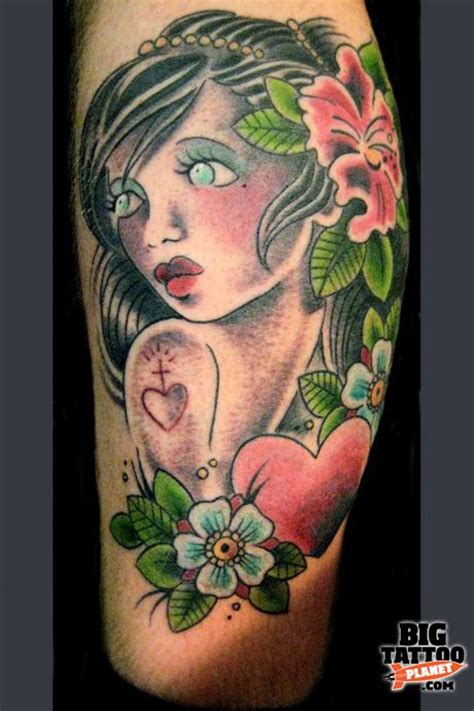 gudu ngiseng blog painted lady tattoo