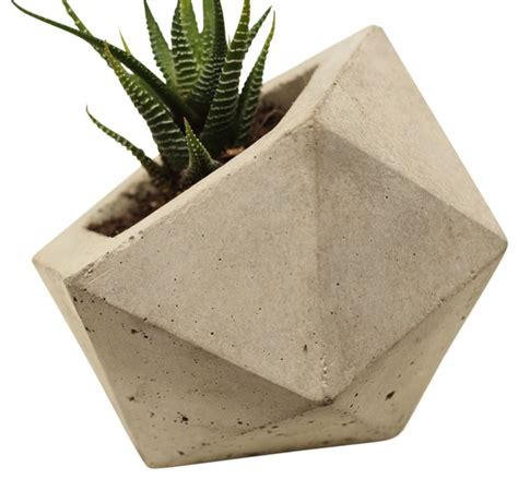 modern indoor planters geodesic planter modern indoor pots and planters by
