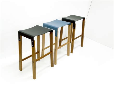 designer kitchen stools modern kitchen stool by cassels design for a home