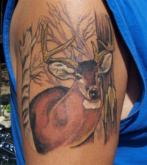 deer tattoos designs ideas and meaning tattoos for you