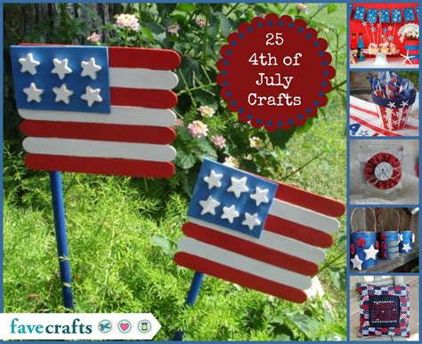 fourth of july craft ideas for 16 free july 4th crafts favecrafts