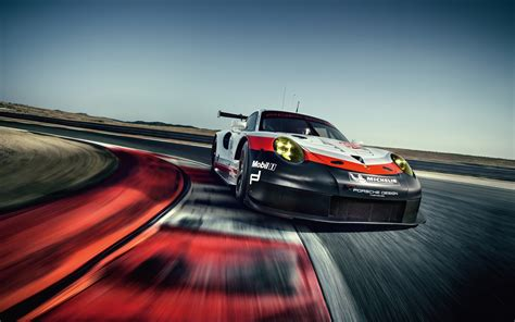 Racing Cars Wallpaper by Wallpaper Porsche 911 Rsr 2017 Racing Automotive Cars