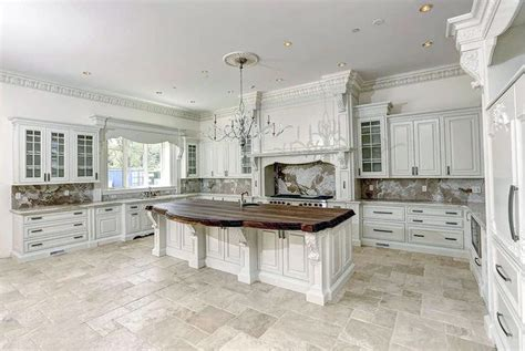 White Cabinets With Dark Floors best 25 modern luxury kitchen designs with white cabinets