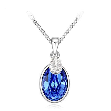 make swarovski jewelry 2015 new design swarovski elements necklaces pendants