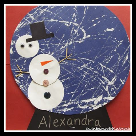 winter craft projects for preschoolers winter for 2 year olds how wee learn