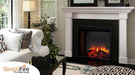 30 inch electric fireplace monessen simplifire built in electric fireplace 30 inch