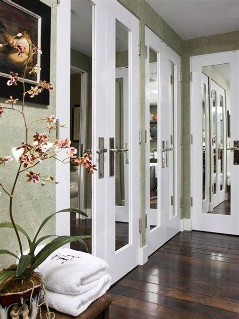 closet doors with mirrors closet doors