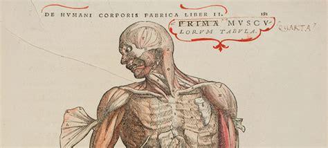 anatomy book with cadaver pictures original fabrica vesalius