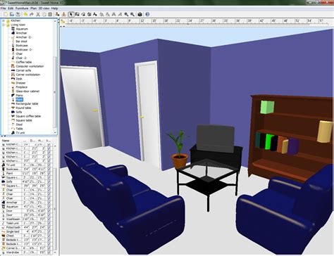 design programs house interior design software