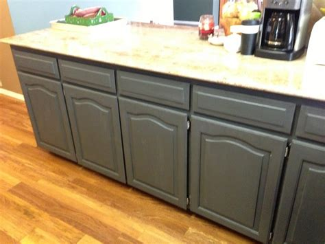 chalk paint on kitchen cabinets using chalk paint to refinish kitchen cabinets