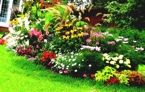 home flower gardens flower bed design ideas home decorating ideas and tips