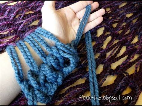 arm knitting for beginners 1000 images about arm knitting on cable