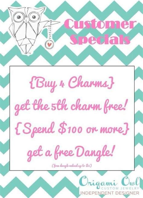 Origami Owl Customer Special For Http Tracyfazz
