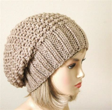 how to knit a slouchy beanie for beginners free knit slouchy hat pattern wallpaper