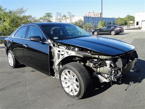 2014 Cadillac Cts For Sale by Luxury 2014 Cadillac Cts 2 0l Turbo Repairable For Sale