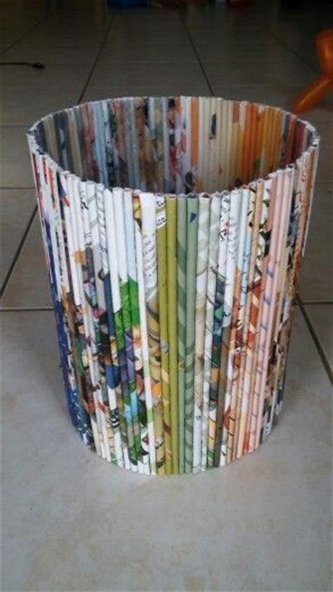 recycled magazine crafts for 25 best ideas about magazine crafts on