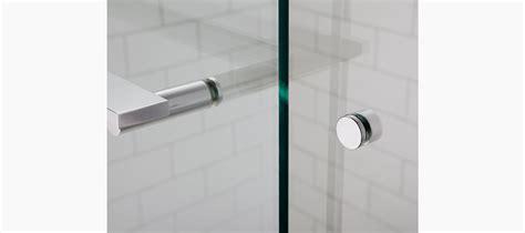 kohler sliding shower doors standard plumbing supply product kohler revel k 707201