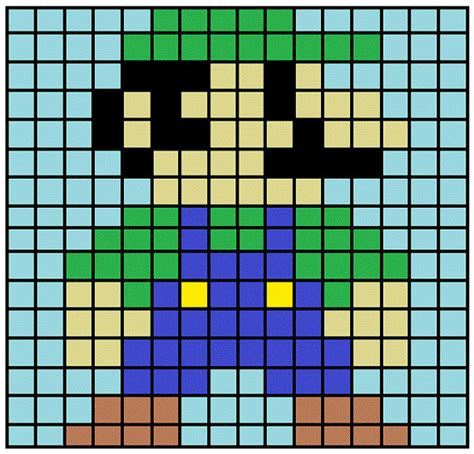 mario perler bead pattern mario friends and enemies pattern for cross stitch perler