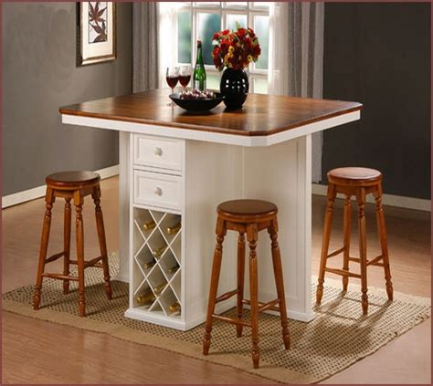 bar height tables for kitchens adjustable height tables coffee to dining home design ideas