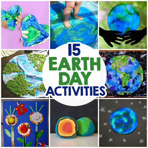 earth day craft ideas for 15 earth day activities for i arts n crafts