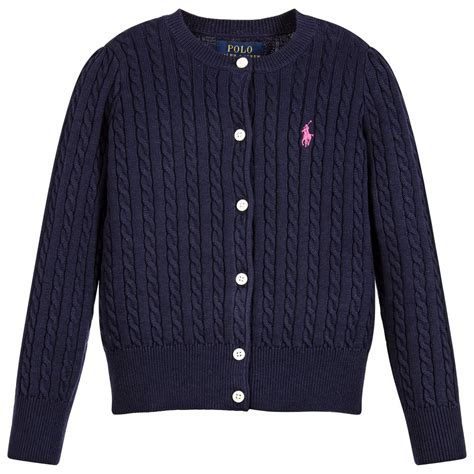 blue cable knit cardigan polo ralph navy blue cable knit cardigan