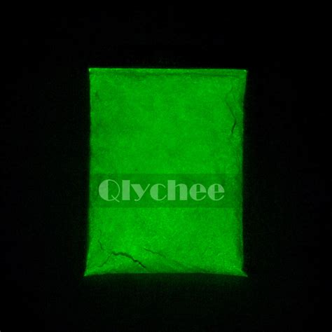 glow in the paint with strontium aluminate 50g luminous glow in the powder pigment strontium