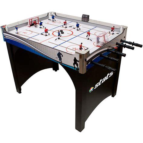table hockey stats 40 inch rod hockey table ebay