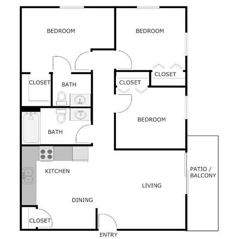 3 bedroom 2 bath apartments for rent 3 bedroom 2 bath apartment 1 100 sq ft linton