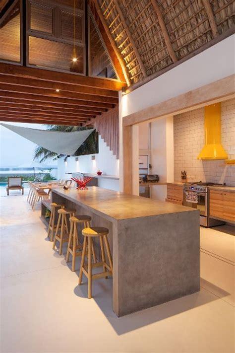 juegos de cocina en la playa casa de playa en un rancho de dise 241 o en la costa de el