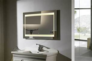 mirror for the bathroom zen ii lighted vanity mirror led bathroom mirror