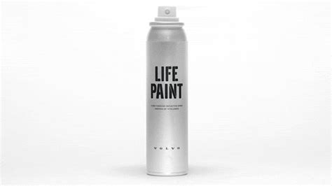 spray painting gif volvo dan bisiklet 231 iler i 231 in gece parlayan g 252 venlik spreyi