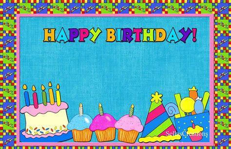 how to make personalized birthday cards custom birthday cards lilbibby
