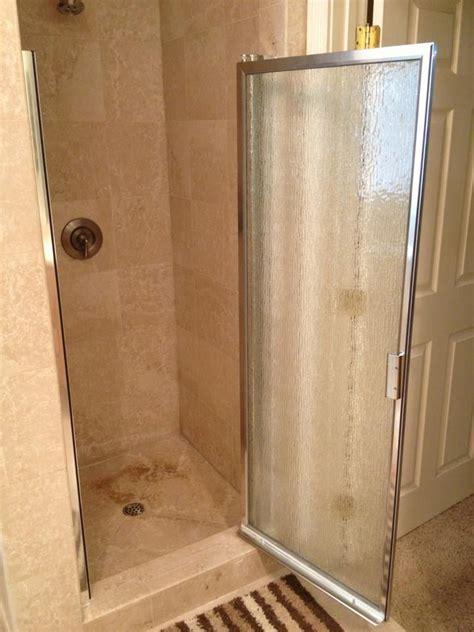 shower door replacement replacement of a single shower door yelp