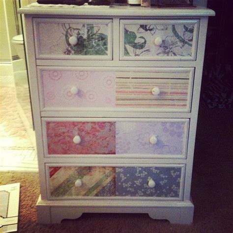 decoupage dresser decoupage dresser things to try