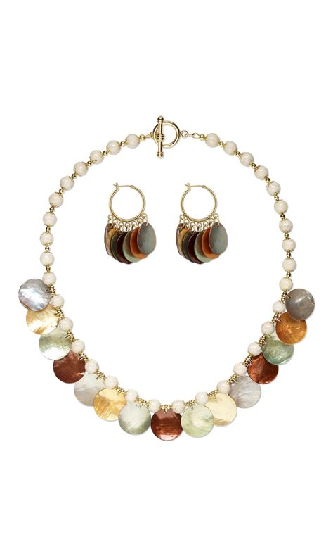 jewelry designs to make jewelry design single strand necklace and earring set
