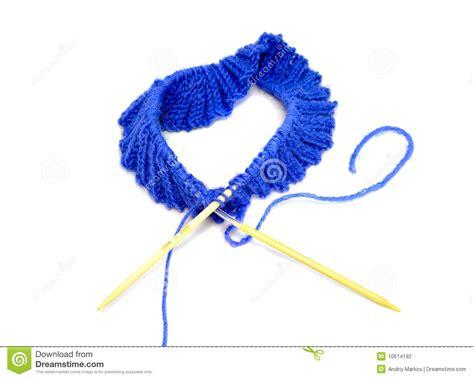 how do circular knitting needles work knitting stock photography image 10614192