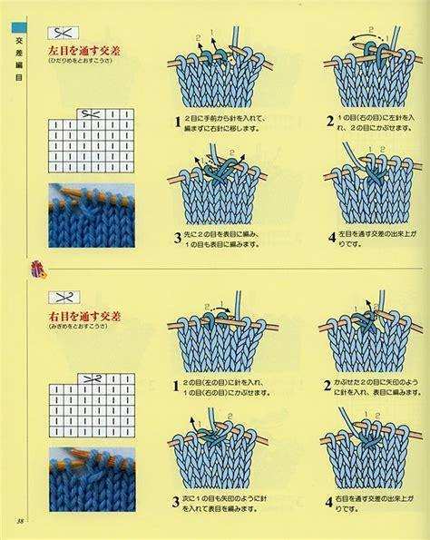 knitting signs fluffbuff japanese knitting symbols