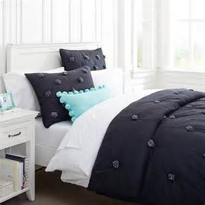 white and black bed set chic black and white bedding for