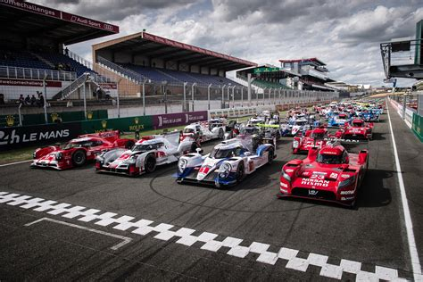 report of the 24 hours of le mans 2015