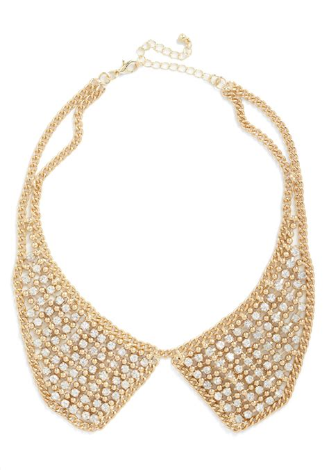 how to make a collar necklace with collection of striking collar necklaces for