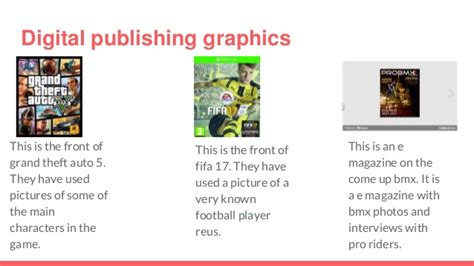 digital publishing media sectors for moving image website design and digital
