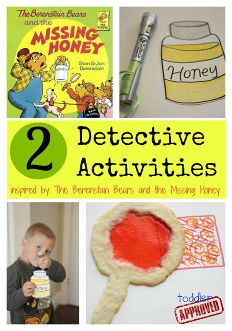 mystery crafts for toddler approved 2 detective activities inspired by the